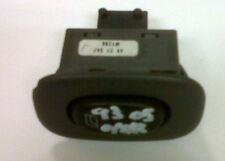 Saab 9-5 95 Off interruptor de botón de Elevación de Ventana Lateral Trasera Gris 1998 - 2005 4927547