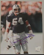 "AUTOGRAPHED COLOR NFL 8 X 10"" PHOTO> RANDY WHITE>> DALLAS COWBOYS"