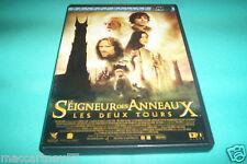 EDITION 2 DVD LE SEIGNEURS DES ANNEAUX LES DEUX TOURS