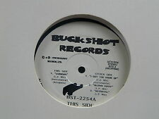 "MAXI 12"" BUCKSHOT RECORDS BST 2254 Various LSG / LL COOL J / MC LYTE HIP HOP"