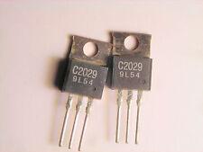 """2SC2029 """"Original"""" Fujitsu  RF Transistor 2  pcs"""