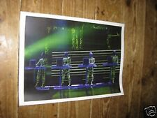 Kraftwerk Live on Stage POSTER