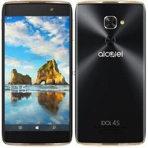 Alcatel IDOL 4S 64GB T-Mobile GSM Unlocked Windows 10 Alcatel 6071W Smartphone