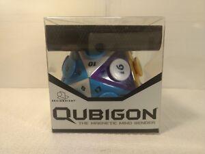 Brainwright 2012 Qubigon The Magnetic Mind Bender Cube Game t2434
