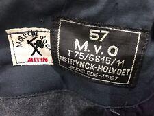 Vtg Neirynck Holvoet Mitin Mens Wool Mountaineering Belgian Pants 37x27.5 Blue