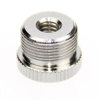 """CAMVATE 5/8'' Male to 1/4"""" Female Threaded Screw Adapter For Mic Micphone Stand"""