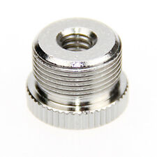 5/8-Inch Male to 1/4-Inch Female Mic Screw Adapter For Mic Micphone Stand