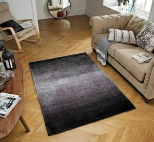 Rio Rug in Charcoal 70x140CM  *Ex Display*