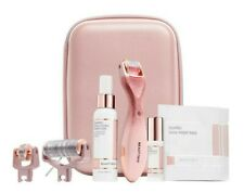 BeautyBio GloPRO Microneedling Tool W/ Face, Eye & Body Rollers & Organiser Case
