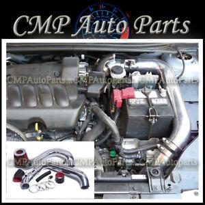 BLACK RED COLD AIR INTAKE KIT FIT 2007-2012 NISSAN SENTRA 2.0 2.0L l4 ENGINE