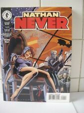 Nathan Never 1 of 6 Vampyrus Bonelli-Dark Horse Comics.