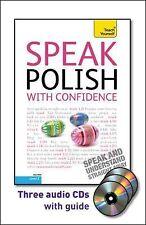 Speak Polish with Confidence with Three Audio CDs: A Teach Yourself Guide (Teach