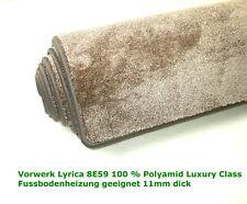Teppich Vorwerk Lyrica 8E59 100x220 100% Polyamid Top Qualität zum kleinen Preis