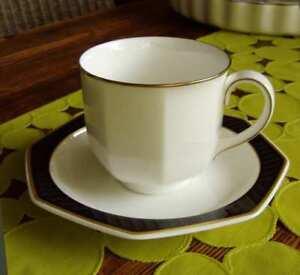 V&B Black Pearl Kaffeetasse + UT  VILLEROY&BOCH