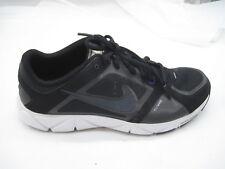 Nike 10.5 11M Free XT Flywire black training womens running shoes 415257-001