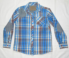 Party Checked 100% Cotton NEXT Shirts (2-16 Years) for Boys