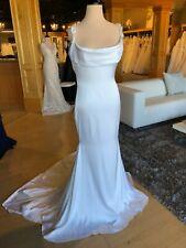 Pronovias Rama Wedding Gown, Off White, Size 8, NWOT