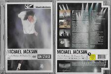 DVD - MICHAEL JACKSON : EN CONCERT LIVE BUCAREST / NEUF EMBALLE - NEW & SEALED