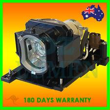 Original Bulb inside Projector Lamp for HITACHI CP-RX80 CP-RX80W