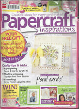 PAPER CRAFT INSPIRATIONS ,   MAY, 2014    ( CREATIVE IDEAS FOR EVERY CARD MAKER