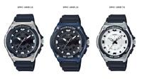 Casio MWC-100H-1A, MWC-100H-2A & MWC-100H-7A Quartz Wrist Watches for Men