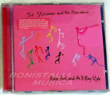 JOE STRUMMER AND THE MESCALEROS - ROCK ART AND THE X-RAY STYLE - CD Sigillato