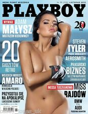 48 Polish Playboy Magazines + FREE SEXY BONUS DVD In PDF Format On DVD Poland