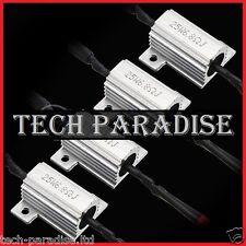 4x résistance anti message erreur ODB CanBus 25W 6.8Ohms BA15S P21W PY21W LED