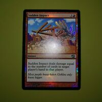 FOIL Sudden Impact x1 Eighth Edition 8th 1x Magic the Gathering MTG