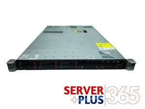 HP ProLiant DL360p G8, 2x 3GHz E5-2690v2 10-Core, 384GB RAM, 8x 1.2TB 10K SAS