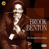 BROOK BENTON - ESSENTIAL RECORDINGS 2 CD NEW