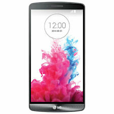 LG G3 32GB Unlocked 5.5 3GB RAM 13MP Cam GSM 4G LTE Android Phone Canadian Model