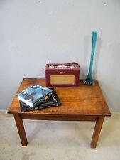 Oak Rectangle Vintage/Retro Coffee Tables