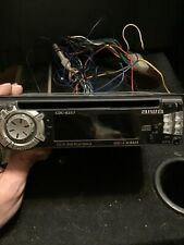 Aiwa car Cd player cdc x217 aux