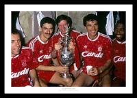 Liverpool FC 1990 League Champions Team Photo Memorabilia (986)