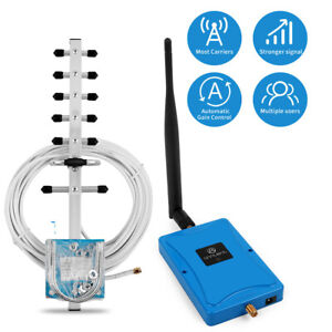 3G 4G LTE 1700MHz Cell Phone Signal Booster Repeater Band 4 Improve Data Voice