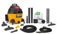 NEW SHOP-VAC Industrial Wet Dry Pump Vacuum 16 GALLON 9601610