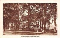 Sheffield Massachusetts~Hotel Elmhurst~1930s Postcard