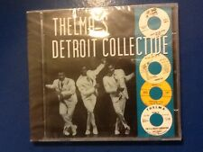 THELMAS DETROIT COLLECTIVE.    COMPACT DISC ON GOLDMINE /  SOUL SUPPLY LABEL