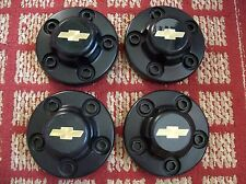 1988-2001 Chevy Tahoe, Set of Four 5-lug Center Caps OEM
