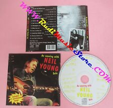 CD 2CD NEIL YOUNG anevening with neil young solo NY 02061999-1/2 1999 no (Xs10)