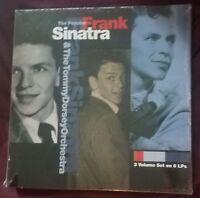 THE POPULAR FRANK SINATRA VOL. 1-3 VINYL LP FRANK SINATRA NEW SEALED
