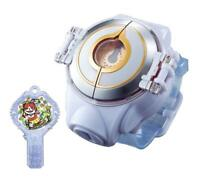 BANDAI Yokai Watch Shadow Side DX Youkai Yo-kai Wrist Watch Elda JAPAN IMPORT