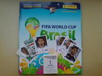 PANINI WM 2014 WORLD CUP Brasil 00 - 639 pick 20 Sticker + Coca Cola aussuchen