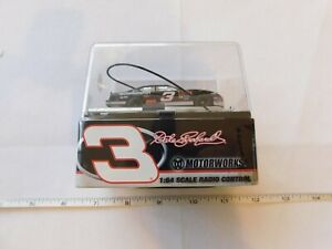 Motorworks #3 Dale Earnhardt 1:64 Scale Radio Control Car 49 MHz New Old Stock