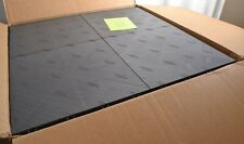 NEW Motofloor MFCHAR Modular Garage Flooring Tiles Pack of 48 Charcoal