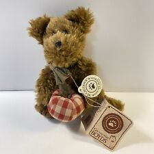 Boyds Bears Collection Jonathan Applesmith 913969 2001 Plush Apple 6�