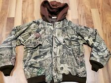 Youth Redhead Camo Jacket Large