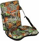 Turkey Hunting Ground Seat Cushion Run N Gun Camo Chair Grand Stand Cushion Camp