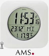 Ams 5930 Horloge de Table/horloge murale Radio-pilotée Étanche